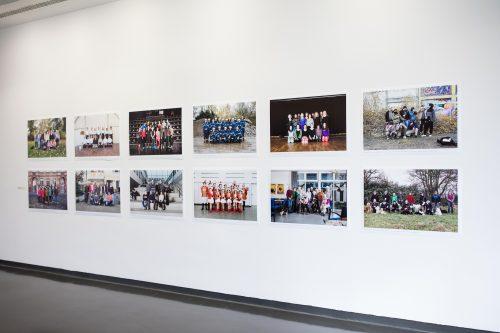 Ausstellung – Urbane Parallelen – Düsseldorf/ Haifa Buddenberg auchmann Architekten Düsseldorf